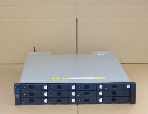 Dell Compellent HB-1235 30 Series Storage Array - 2x Controllers, 10x 2Tb 7.2k